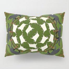 Wolf Fields Pillow Sham