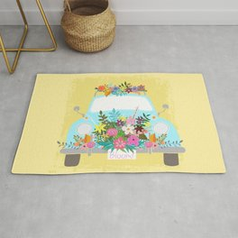 Bloom Where You Are Planted Rug