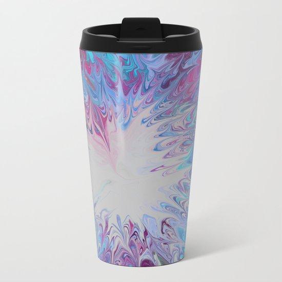 TieDie Water Metal Travel Mug