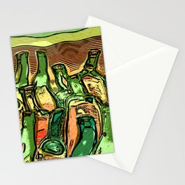 Last Call At The Cantina Stationery Cards