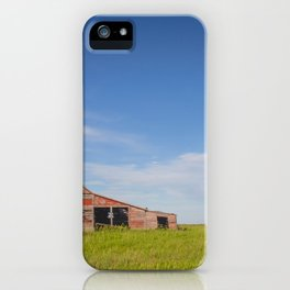 McLean County Homestead 1, C iPhone Case