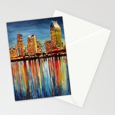 San Diego (1 of 3) Stationery Cards