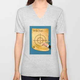 The President Has Constitutional Power To Target And Kill U.S. Citizens Abroad Unisex V-Neck