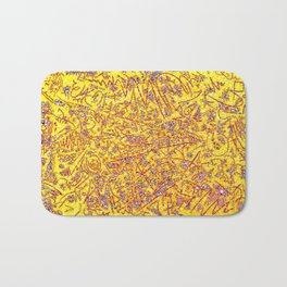 Raspberry Lemonade Bath Mat