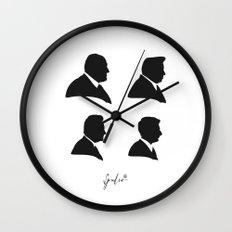 The Sopranos Wall Clock