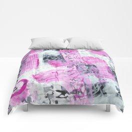 Cherry Blossom Warrior Comforters