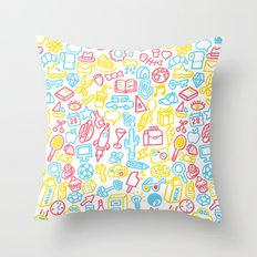 Galore Throw Pillow