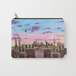Mary Poppins and Bert Carry-All Pouch