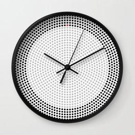 Concentric Dots Wall Clock