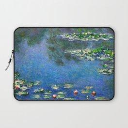 Monet Waterlilies Laptop Sleeve