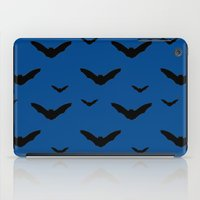 bats iPad Cases featuring Bats by Jessica Slater Design & Illustration
