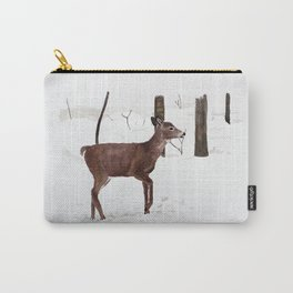 Chevreuil Carry-All Pouch