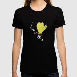 Pixel QOTSA Bulb T-shirt