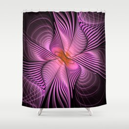 dreams of color -11- Shower Curtain
