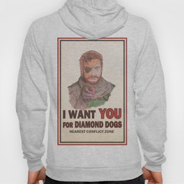 I Want YOU For Diamond Dogs Hoody
