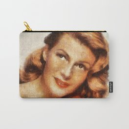 Rita Hayworth, Actress Carry-All Pouch