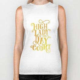 High Lady Day Court - ACOTAR Biker Tank