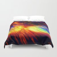 storm Duvet Covers featuring Storm by 2sweet4words Designs