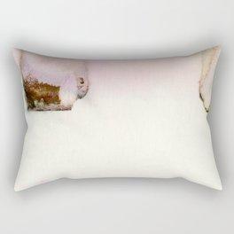 A Serene Life 2A - by Kathy Morton Stanion Rectangular Pillow