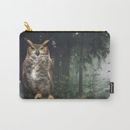 Superb Owl Sunday Carry-All Pouch