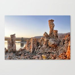 Tufa Towers at Mono Lake 1 Canvas Print