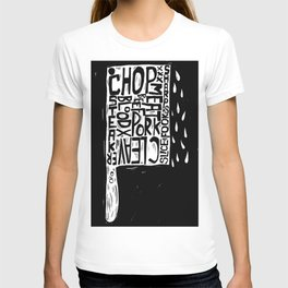 Meat Cleaver T-shirt