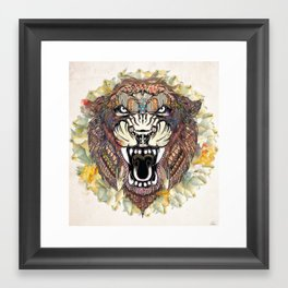 Other Spaces Framed Art Print