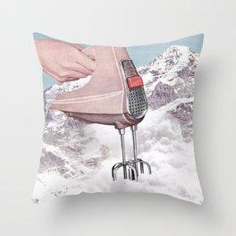 Doris Whisker Throw Pillow