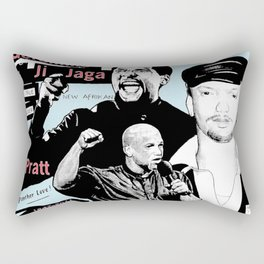 Geronimo Pratt Rectangular Pillow