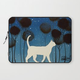 THE POETRY OF A NIGHT by Raphaël Vavasseur Laptop Sleeve