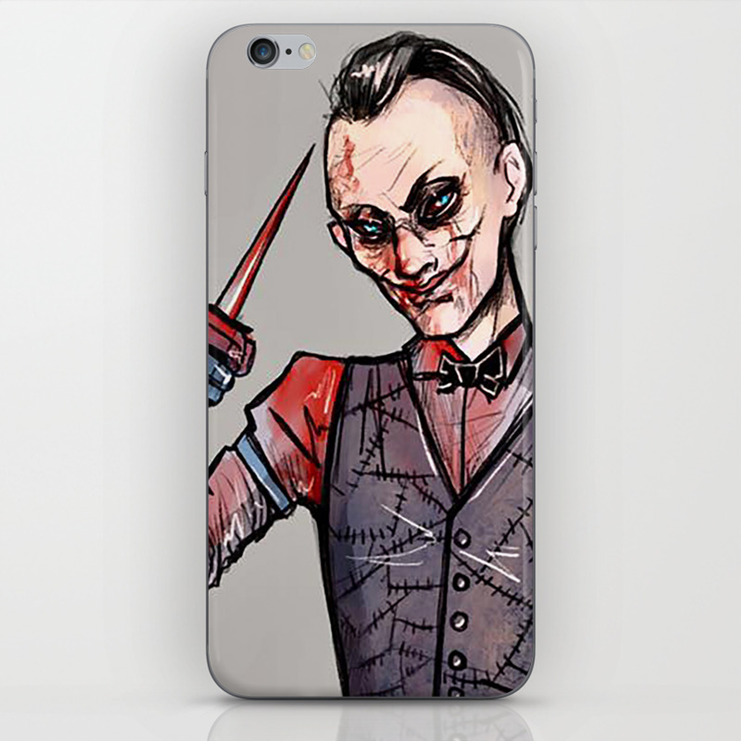 Eddie Gluskin Iphone Skin By Candydemons Society6 The groom has other uses. eddie gluskin iphone skin by candydemons