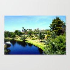 Torrens River Canvas Print