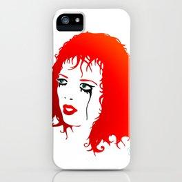 Shirley Manson - Garbage iPhone Case