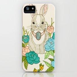 Hopping Around iPhone Case
