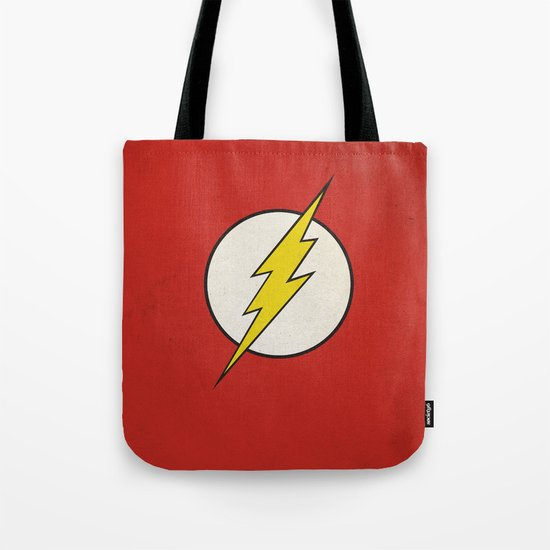 Flash Minimalist  Tote Bag