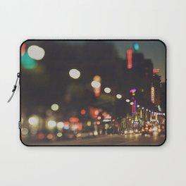 Hollywood Boulevard. Los Angeles Laptop Sleeve
