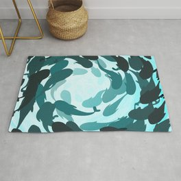 Below the Surface Rug