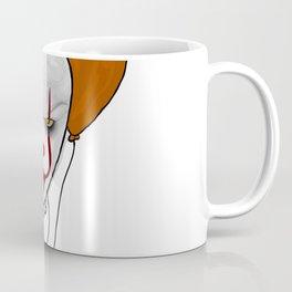 The Dancing Clown Coffee Mug