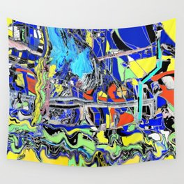 Shipping Wall Tapestry
