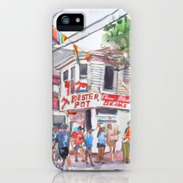Lobster Pot, Provincetown iPhone Case