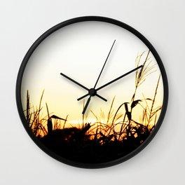Maizal Wall Clock