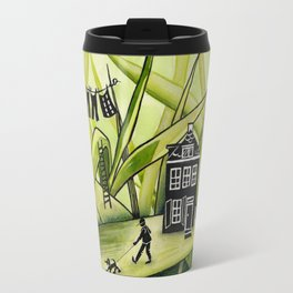 The Green Grass of Home #1 Travel Mug