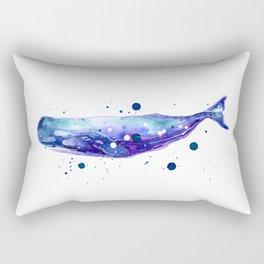 Sperm Whale Rectangular Pillow