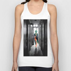 The Missing Woman - Series - Part 2 Unisex Tank Top