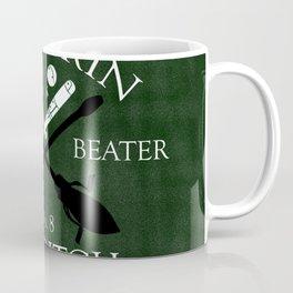 Slytherin Team Beater Coffee Mug