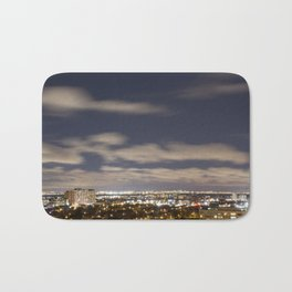 City Lights. Bath Mat