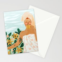 Earl Grey Stationery Cards
