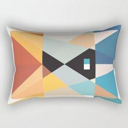 Deconstruct Ned Kelly Rectangular Pillow