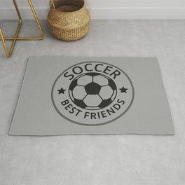 Soccer Best Friends I Rug
