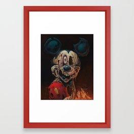 See Ya Real Soon Framed Art Print